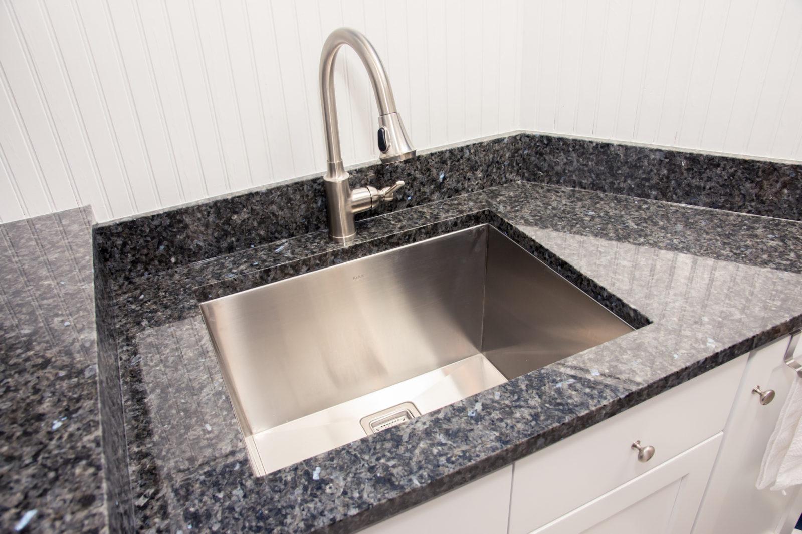 Waxhaw, NC home, granite sink