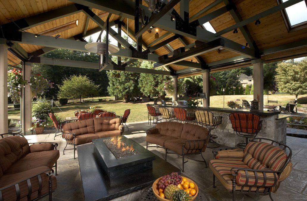 upgrade outdoor living space
