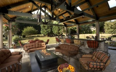 Reasons to Upgrade Your Outdoor Living Space