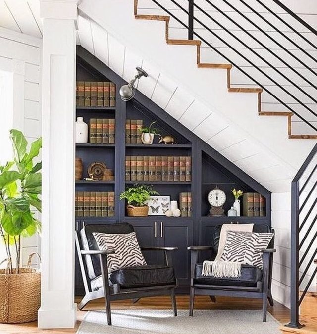 Optimize small spaces in your home