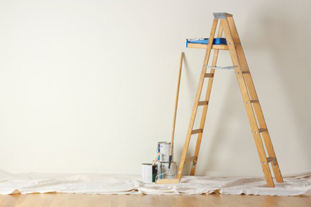 painting prep