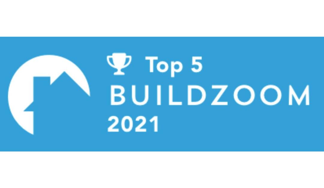 BuildZoomAward 2021